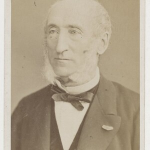 A French engineer, statesman, and economist, Michel Chevalier (1806-1879) traveled extensively in the U.S. and published a book on American society.