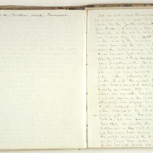 George Ticknor's account of visiting Maria Edgeworth
